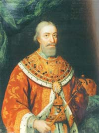 Portrait of George XI King of Kartli